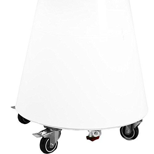 Lava Aire Italia Outdoor Misting Fan, Pearl White by Lava Aire Italia (Image #2)