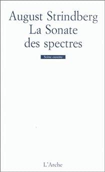 La Sonate des Spectres par Strindberg