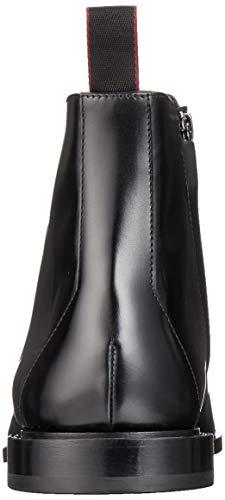 Bottes Hugo 001 Homme amp; Grafity lt zipb Classiques Noir Bottines black 1ttqZrw