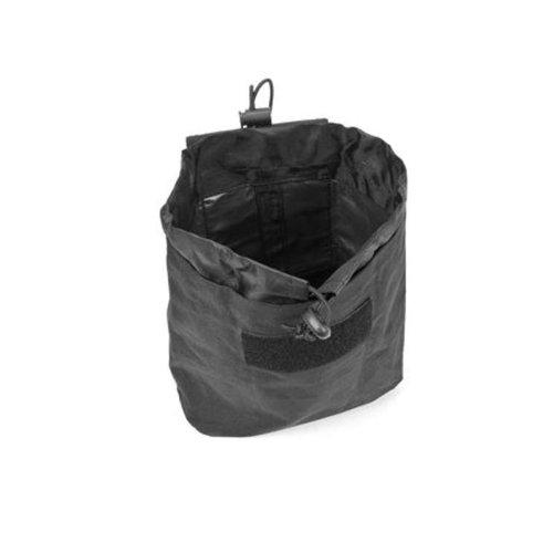 New Vism By Ncstar Folding Dump Pouch/Black