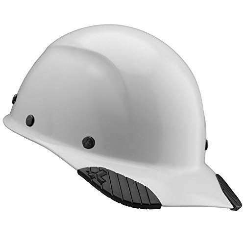 DAX Cap Style Safety Hard Hat, New & Improved 6 Pt. Adjustable Ratchet Suspension, Personal Protective Equipment/PPE for…