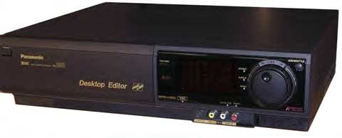 Digital Time Base Corrector (Panasonic Ag-1980 S-Vhs VCR Editor)