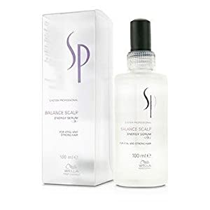 Wella SP Balance Scalp Energy Serum (For Vital and Strong Hair) 100ml