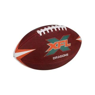 Team Issue XFL Seattle Dragons Official Football: Toys & Games