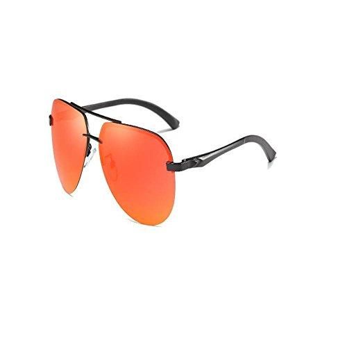 haixin película G las Nuevo gafas de gafas señoras clásico de gafas color sol sol polarizado de A143 la hombres de shing rrxHqR