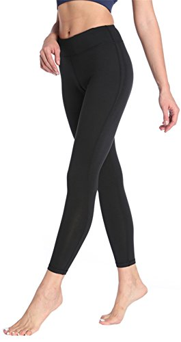 workout Products : Dragon Fit Workout Yoga Pants High Waist Women's Power Flex Tummy Control Running Leggings Non See-throughFabric