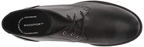 Chukka Ready Rockport Sharp Men's Black Boot and qwvqIt