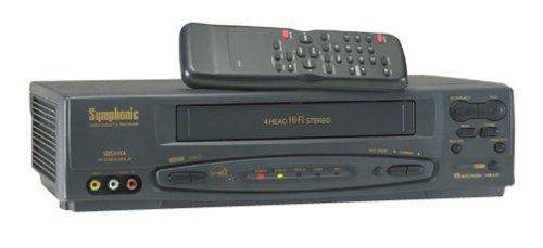Symphonic SL260A 4 Head Hi-Fi VCR