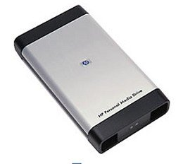 HP Personal Media Drive 500 GB USB 2.0 Desktop External Hard Drive HD5000S by HP