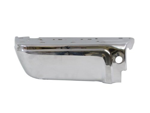 2008-2015 Ford Super Duty Rear Bumper Outer Extension Chrome (W/o Sensor Hole) Lh FO1104122