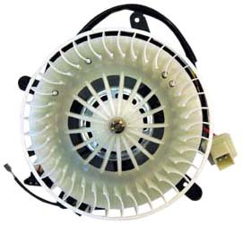 TYC 700170 Mercedes Benz E-Class Replacement Blower Assembly ()