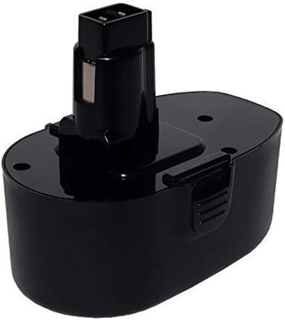 PS145 A9277 ErsatzAkku 18V 3300mAh für BLACK /& DECKER A9268 A9282