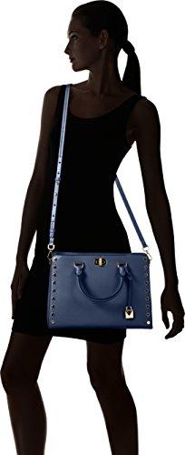 Michael Kors Sylvie - Bolsos maletín Mujer Azul (Admiral)