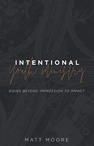 Intentional Youth Ministry