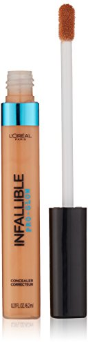 L'Oréal Paris Infallible Pro Glow Concealer, Sun Beige, 0.2