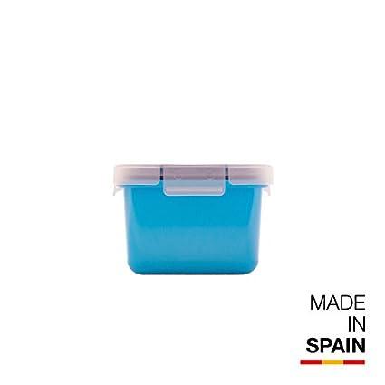 Valira Porta alimentos - Contenedor hermético de 0,4 L hecho en España, color