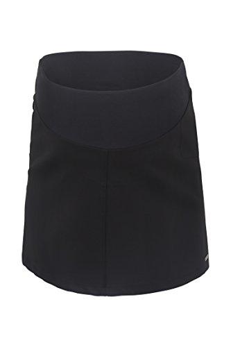 Onyx Femme 1048 Rock Schwarz Bellybutton Schwangerschaftsmode M Black Jupe berbauchbund PffSqH