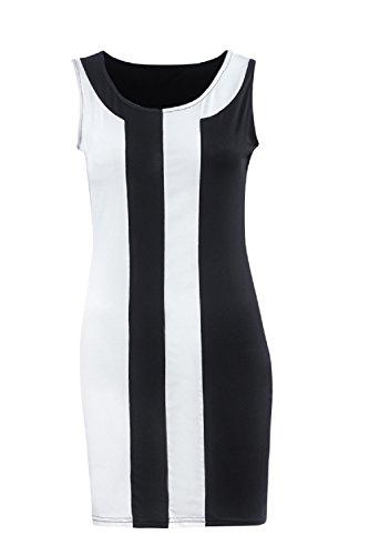 Mini Sexy Dress Neck Round Spliced Rafago Sleeveless wqHA6B