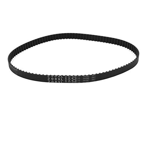 208xl-208-inch-girth-104t-black-rubber-synchro-machine-timing-belt
