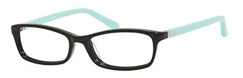 KATE SPADE Agneta 01G3Noir de lunettes Menthe 48–15–135