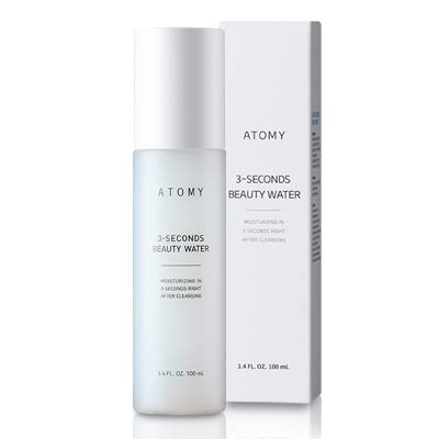 [ATOMY] 3-Seconds beauty water 3.4fl oz 100ml | moisturizing in 3-seconds right after cleansing