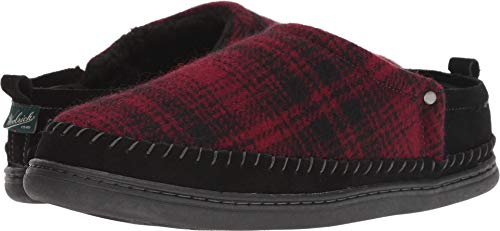 (Woolrich Men's Bear Lake Slipper, Hunting Plaid, 11 M US)