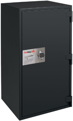 FireKing FB3624-1 One-Hour Fire and Burglary Rated Safes (2-shelves)