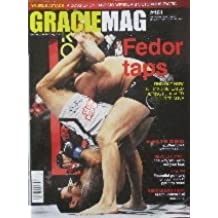 September 2010 Gracie Magazine Fedor Mendes Brothers Cover