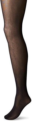 Maidenform Women's Hosiery Sexy Shaping Waist Cincher, Black, Large (Hosiery Sexy)
