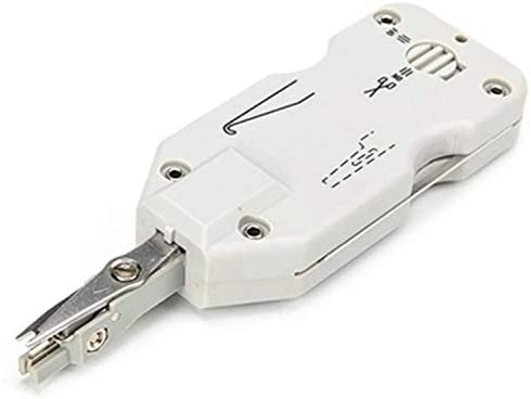 Kurzer Griffschneider Krone110 Network Module Mini Portable Wire Tool,Einfach zu bedienen