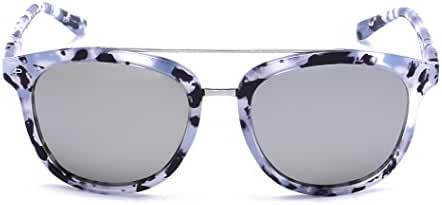 "PRIVE REVAUX ""The Judge"" Handcrafted Designer Polarized Oversized Sunglasses"