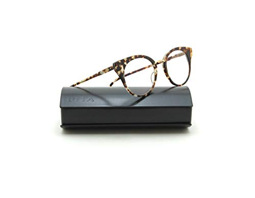 0cfd4d1a894a Dita DRX-3037-C RECKLESS Eyeglasses for Women Round Cat-Eye Frame Optical