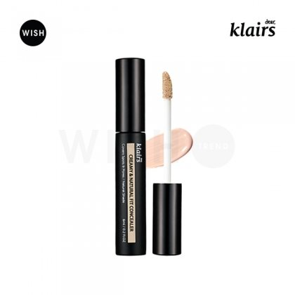 KLAIRS-Creamy-Natural-Fit-Concealer-concealer-foundation-liquid-type-cream-type-6ml