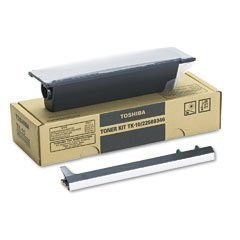 TOSHIBA TK10 Toner cartridge for toshiba plain paper fax tf631, 671, black by Toshiba