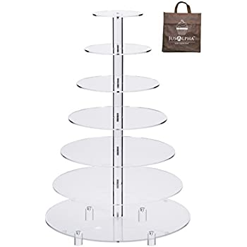 Jusalpha Cake Stand Rod