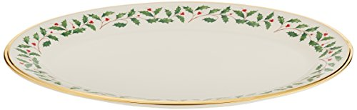 Lenox Holiday 16'' Oval Platter by Lenox (Image #2)