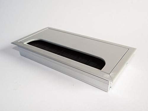 Sotech SO-Tech® Passe de câble - Pasacables, (Aluminio), Color ...