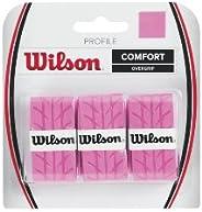 Raquete de tênis Wilson Profile com aderência