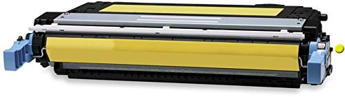 Eco Toner Austin remanufactured 12,000-page Toner Cartridge Replacement for HP Q6462A Yellow -