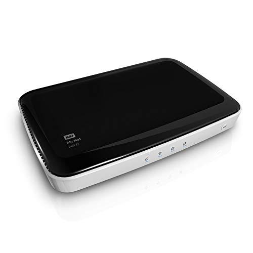 Western Digital WD My Net N600 HD Dual-Band Router WDBEAV0000NWT-AESN (Renewed)