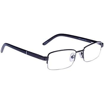 0b51760d122 Foster Grant Classic Lyden GUN Men s Rectangular Reading Glasses +3.25