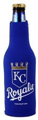 KANSAS CITY ROYALS MLB BOTTLE SUIT KOOZIE COOLER COOZIE ()