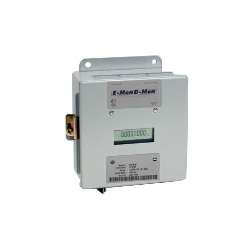 E-Mon D-Mon E20-208100-JKIT Class 2000 Three-Phase, 100A, 120/208-240 Volt kWh by Emon