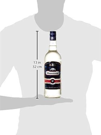 Rhum Damoiseau Agrícola 50 ° 1L - 1 litre