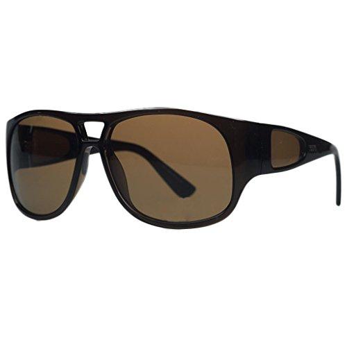 Tod's TO0105/S 48J Dark Brown Rectangular Sunglasses