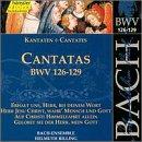Sacred Cantatas Bwv 126-129