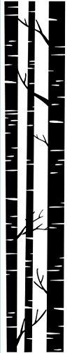 Darice 1218-93 Embossing Folder, 2.5 by 12-Inch, Border Trunks (Lighthouse Trunk)