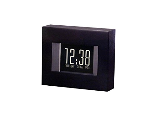 - Tao 83003 Modern Digital Photo Clock (Black)