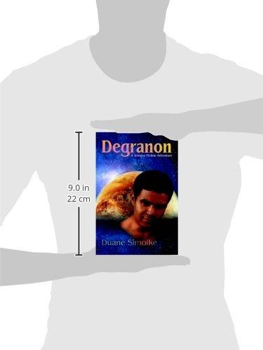 Degranon: A Science Fiction Adventure (Taldra Book 1)