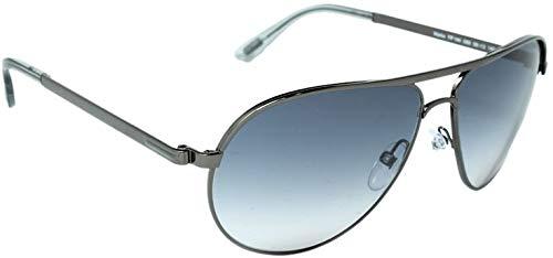 d70cbba0e Tom Ford Aviator Unisex Sunglasses, FT-014408B58: Amazon.ae